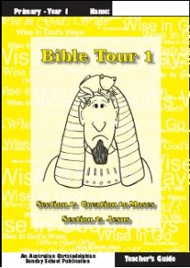 Bible Tour Book One