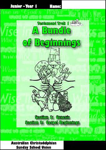 A bundle of beginnings