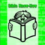 Bible Know How, Student Book + KIT