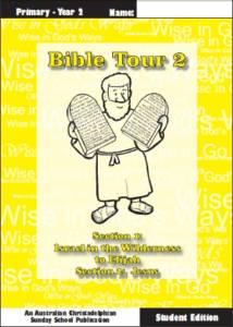 Bible Tour 2, Student Book