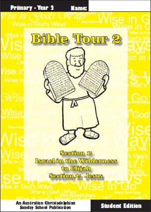 Bible Tour 2, Student Book