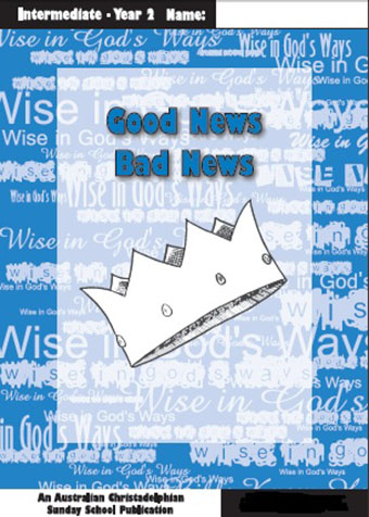 Good news, bad news Cover