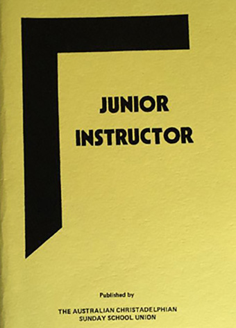 Instructor ~ Junior 9-11 years