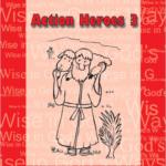 Kindergarten 3: Teacher Action Heroes 3 (4 - 5 Years)