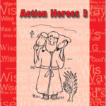 Action Heroes 3 Student ook