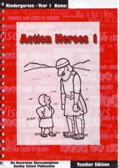 Action heroes 1 Teacher book